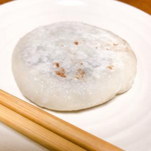 簡単美味しい あんこ入り焼き餅