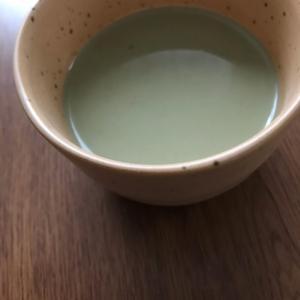 生姜でポカポカ★抹茶甘酒豆乳