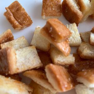 食パンdeシュガーラスク