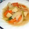 減塩スパイシー野菜のスープ