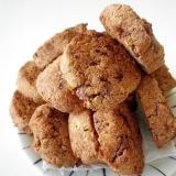 おからパウダーを使ったチョコチップクッキー