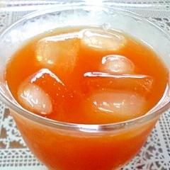 アイス☆オレンジティー♪