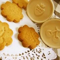 ホットケーキミックスで簡単「きなこクッキー」