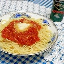 簡単トマトソース