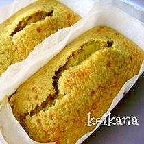 ホットケーキミックスで簡単バナナケーキ