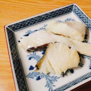 鱈の生姜風味焼き