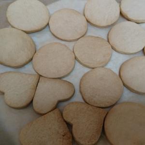 アイシングクッキー用のクッキー