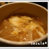 冬瓜の和風とろとろスープ