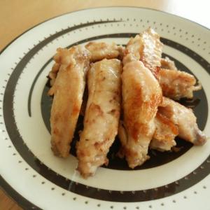 材料二つ 簡単 鶏手羽中焼き