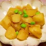 冷凍玉葱☆ジャガイモの甘煮