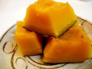 洋風☆かぼちゃのコンソメ煮