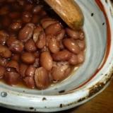 金時豆の煮豆