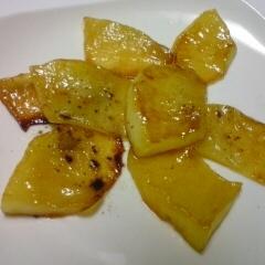 林檎の蜂蜜シナモン焼き
