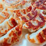 パリッとした餃子の焼き方