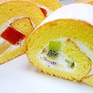 トロピカルロールケーキ