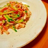 【簡単おつまみ!】鶏ささ身の明太サラダ♪