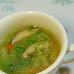 中華野菜スープ