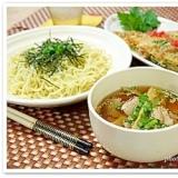 節約・簡単・和風つけ麺