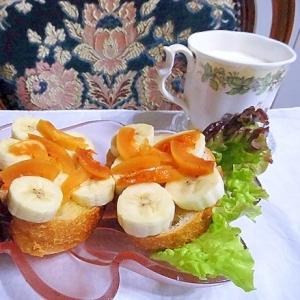 フルーツトーストその2
