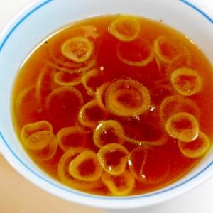 中華料理店でチャーハンにつく《アレ》!中華スープ