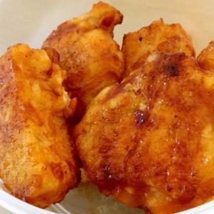 お弁当に☆鶏むね肉のトマトウスター炒め