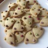 材料3つ簡単さくさくクッキー