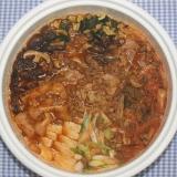 おいしい☆韓国料理☆乾燥納豆でチョングッチャン鍋