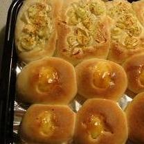 総菜パンの生地 HB使用