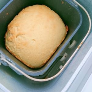 HBで作る豆腐入り食パン