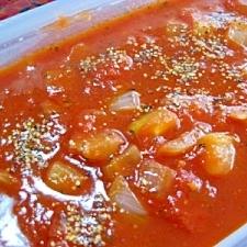 肉にも魚にも合う!トマトソース