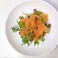 簡単!水菜と人参のサラダ