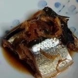 さんまのたっぷり生姜煮♪
