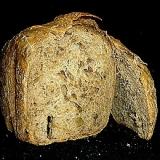 たっぷりグリーンオリーブ食パン