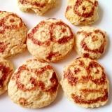 ミニオンのソフトバナナクッキー