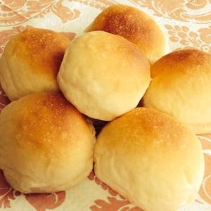 初めての方にも簡単シンプルなふわふわプチパン