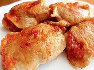 簡単でおいしい!豚キムチチーズ焼き