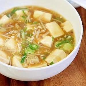 中華の定番♪麻婆豆腐