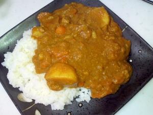 具だくさんカレー☆野菜と高野豆腐で栄養たっぷり!