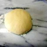 ふわふわお惣菜パン生地。