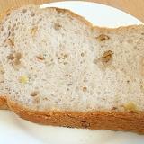 ホームベーカリーで!バター多めのくるみ食パン♪