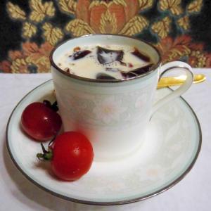 珈琲ゼリーミルク
