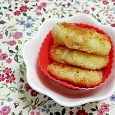 明太ジャガの焼きコロッケ