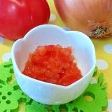 【離乳食】色々使える♪トマトソース