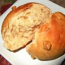 ほんわりメープルクルミパン