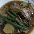 缶詰で簡単♪鯖と玉ねぎの味噌煮