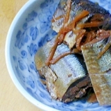 圧力鍋 さんまの酢醤油煮