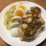 簡単☆炊飯器でカオマンガイ