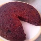 炊飯器deチョコレートケーキ♪