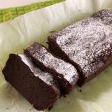 混ぜるだけ!ガトーショコラ風簡単ケーキ