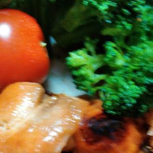 鶏肉の甘酢焼き